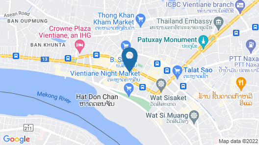 Manorom Boutique Hotel Map