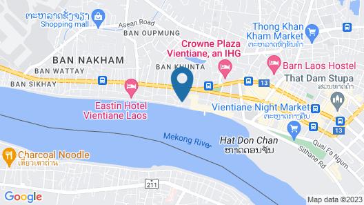 Viryla Boutique Hotel Map