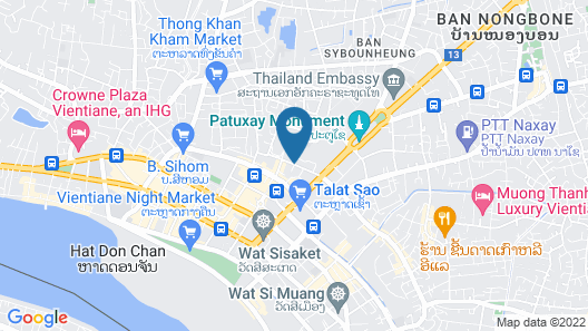 Lalco AR Hotel Map