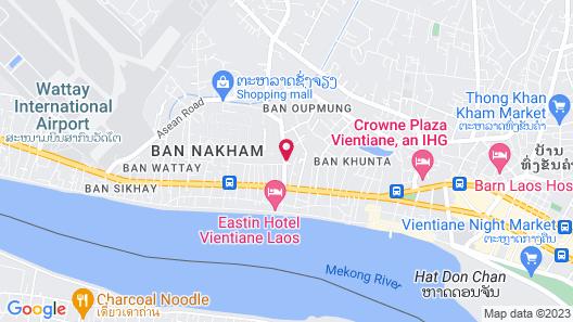 S Park Design Hotel Map