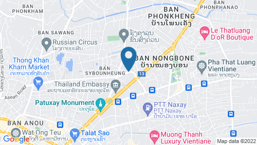 SNK Hotel Map