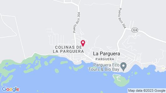 La Jamaca Map