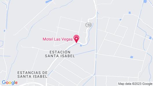 Hotel Las Vegas Map