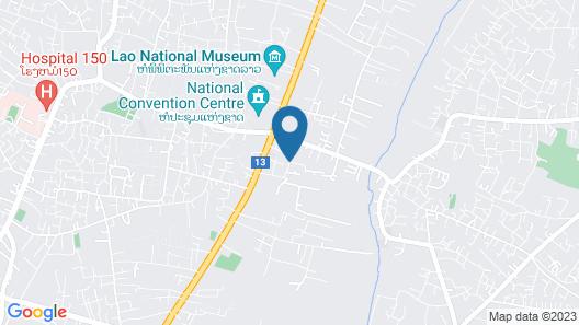 Daovy Hotel Map