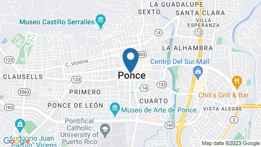 Gladiolas 2201 Map