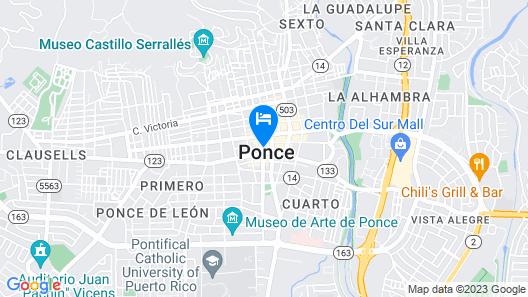 Gladiolas 2104 Map
