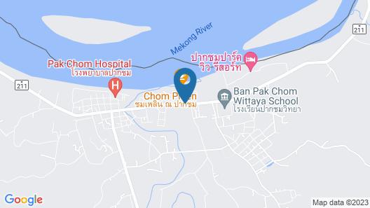 Baanta Hotel Pakchom Map