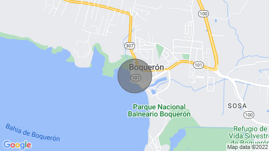 Huge Difference !!! Located inside of Poblado de Boqueron (Best Location...) Map