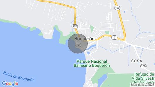 Huge Difference !!! Located inside of Poblado de Boqueron (Best Location...) Map