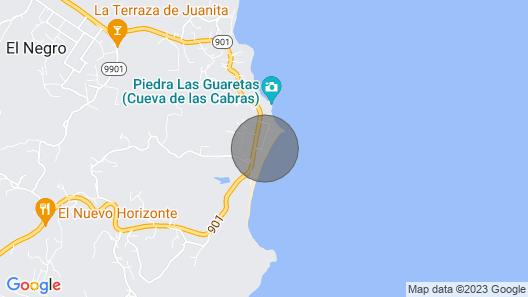 Casa del Mar Villa 2 Ocean Front (2nd floor) Infinity Pool Map