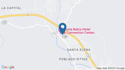 Costa Bahia Hotel & Convention Center Map
