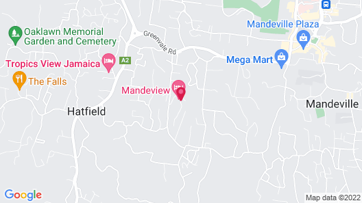 Mandeview Hotel Map