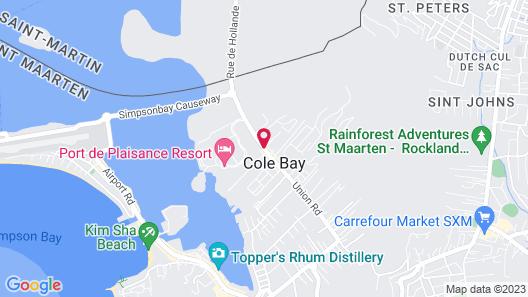 Port de Plaisance Resort, Trademark Collection by Wyndham Map