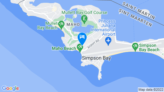 Sonesta Ocean Point All Inclusive, Adults Only Resort Map