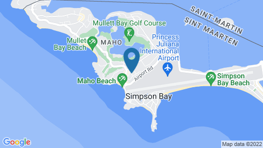Myriam and Frank Residence Map