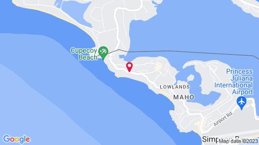 Sapphire Beach Club Resort Map