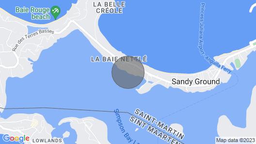 Direct Studio ON THE Beach Map
