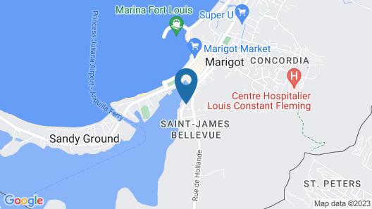Fantastic Guest House Map