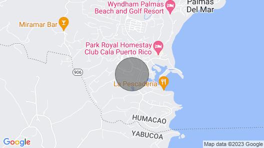 Villa Tercera Pool Patio Gas Grill Map