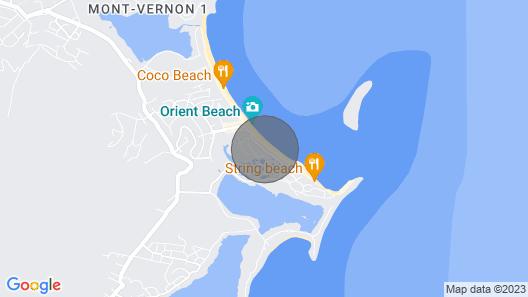 One Bedroom Apartment Salt 5 Orient Bay Map