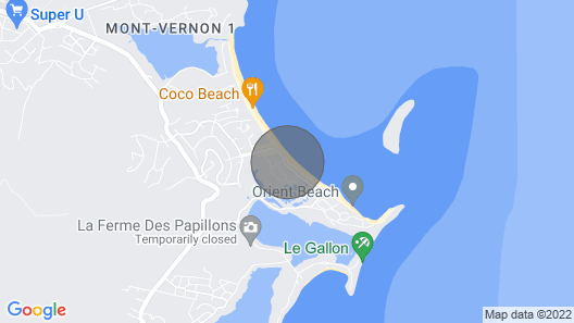 2 Bedroom Apartment With sea View Map