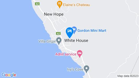 Marvetteshideaway Map
