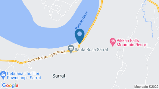 Rivermount Hotel and Resort Map