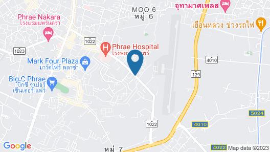 Amonruk  Hotel 2 Map
