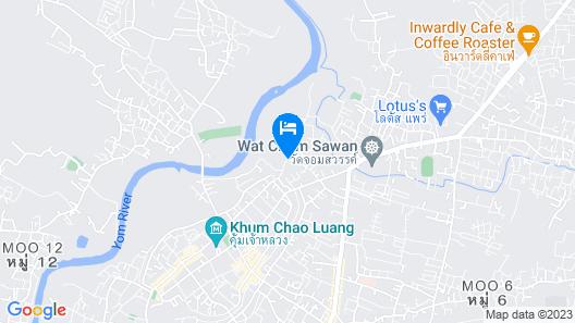 Yongma Homestay Map