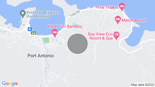 John's Town Paradise Room 2 Map