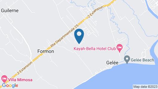 Regi Hotel & Bar Map