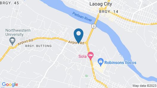 WEST GATE HOTEL Map