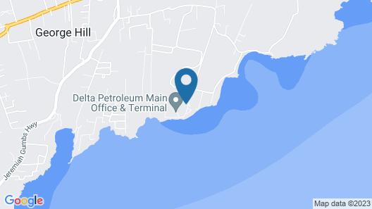 Coralito Bay Suites & Villas Map