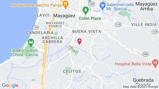 Boulevard 104 Map