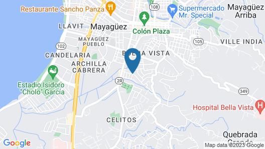 Boulevard 301 Map