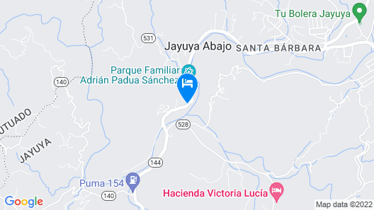 House Resort Jayuya Map