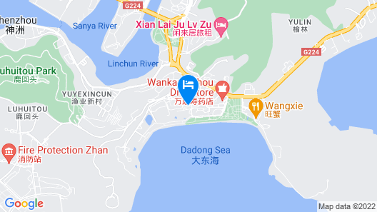 Jia Yu Apartment Exquisite sea view Map