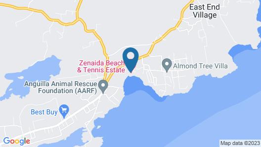 Zenaida Estate Map