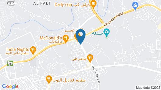 Dar Alwasan Map