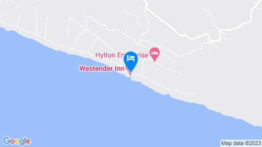 The Westender Inn Map