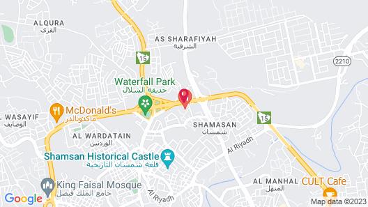 Boudl Abha Map