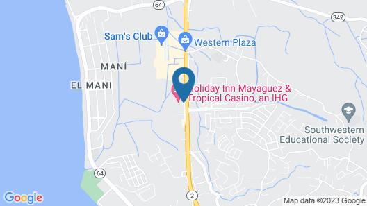 Holiday Inn Mayaguez and Tropical Casino, an IHG Hotel Map