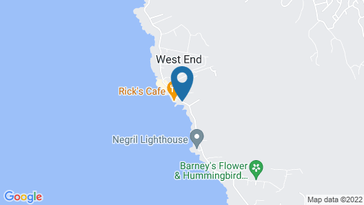 Villas Sur Mer Map