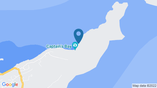 Villa Exclusivity at Captain's Bay Map