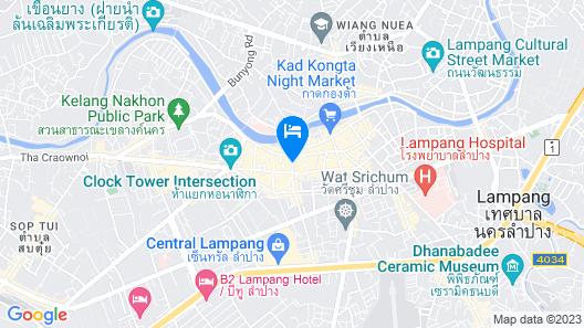 Pin Hotel Map