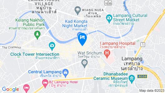 Puangpech Place Map