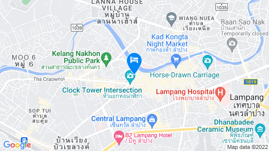 Flat White Cafe x Poshtel Map