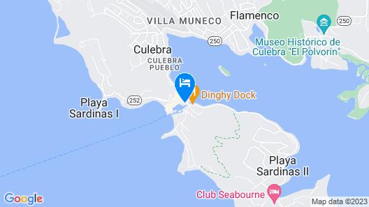 Mamacita's Guest House Map