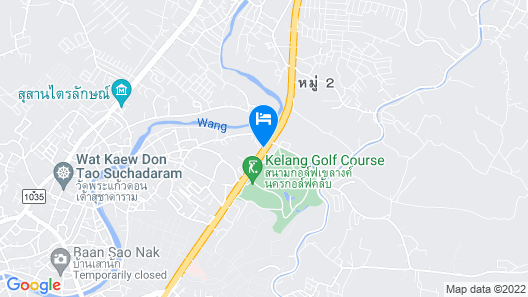 Na Banmae Resort Map