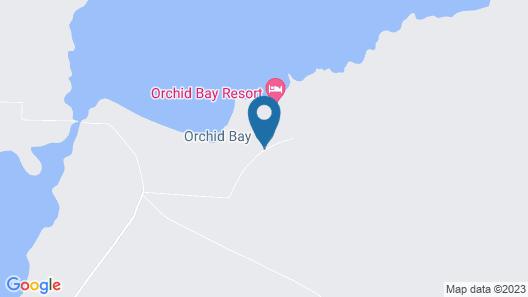 Orchid Bay Resort - In Chunox (Orchid Bay) Map